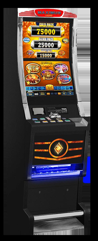 reperatur von spielautomaten